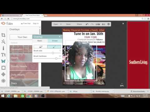 How to Create and Manipulate Flyers (Beginners Video)