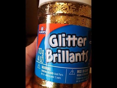 Glitter Beards with Scott