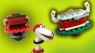 Download ГОША СОБИРАЕТ ЛЕГО БЕЙБЛЭЙДЫ! Битвы Лего Бейблейдов! Дракоша Гоша - видео для детей. Video