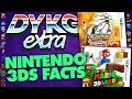 Nintendo 3ds Games Facts  Did You Know Gaming Feat Dazz Pokemon Mario  More