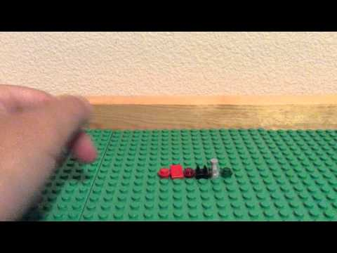 This is a tutorial on my lego ray gun mark 2