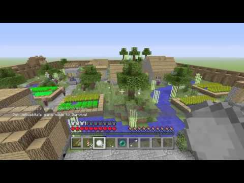Prop Hunt-Minecraft ps4