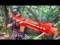 Nerf Guns War SWAT Of Special SEAL TEAM Fight Attack Dangerous Enemies Rescue People