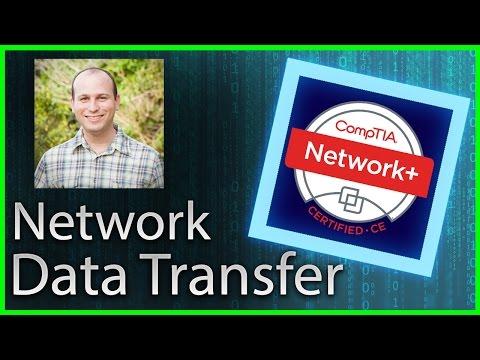 14 - Data Transfer Over Networks