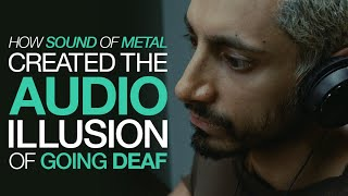 How Sound of Metal Created the Audio illusion of Going Deaf (ft. Oscar Winner Nicolas Becker)