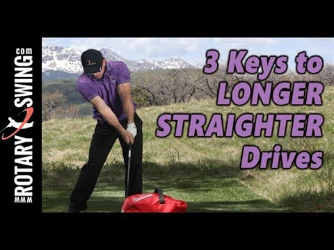 3 Keys to to Hit More Accurate Drives