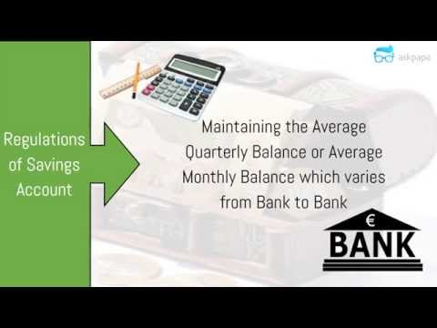 How to open Savings Bank Account (Shortest Video)