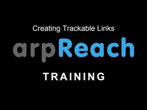 Create & add trackable links to your emails