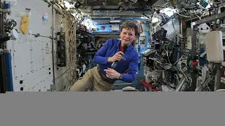 NASA Astronaut Peggy Whitson Prepares for Earth