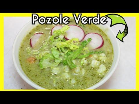 POZOLE VERDE / PIPIAN