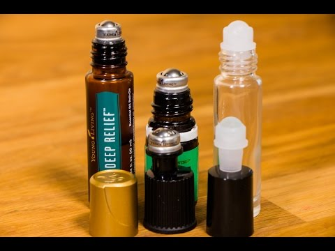 Quick Tip: Essential Oil Roll-on options