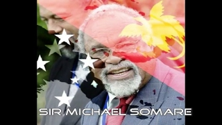 Sharzy ft HLP Crew - GRAND CHIEF SIR MICHAEL SOMARE (PNG Latest Music 2017)
