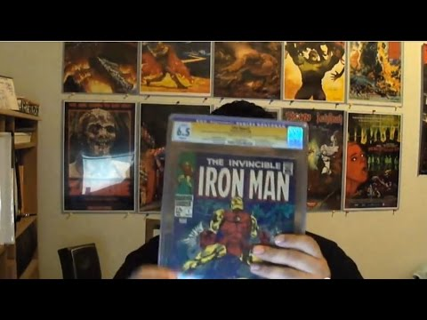 How To CGC Your Comic Books (Pt. 1)