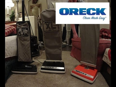 Oreck 4000 The First Oreck Vacuum