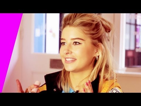MADE IN CHELSEA's Phoebe Lettice Shows FASHTAG What's In Her Make Up Bag