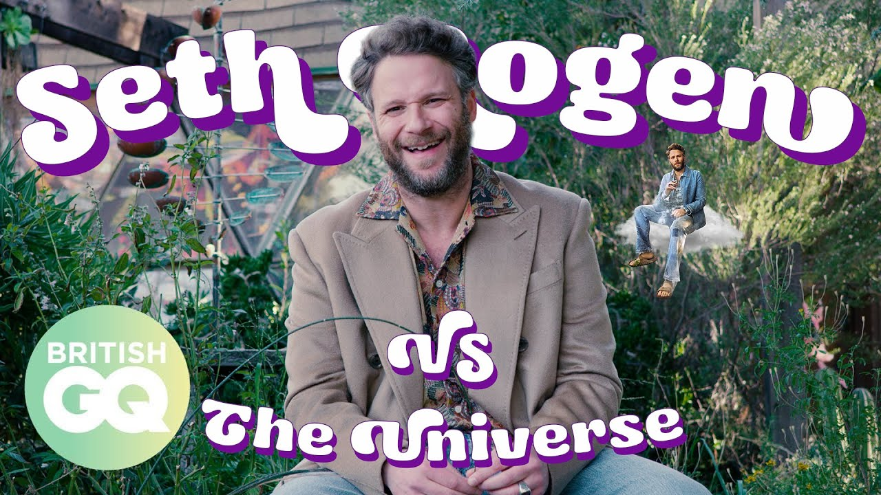Seth Rogen answers the questions fans really want to know | British GQ
