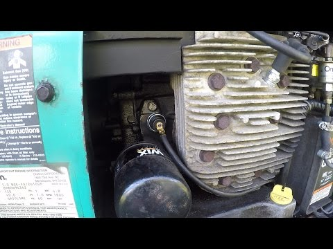 Low Pressure Oil Sensor Switch