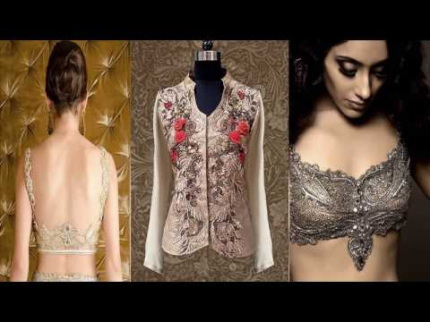 10 Best Types Of Blouse Designs  for Every Woman- part 1