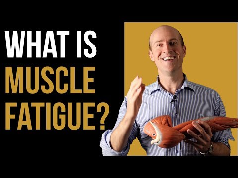 Muscle Fatigue: Why do muscles get tired and weak after exercise?