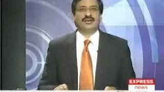 """Javed Chohdary on """"Naik Niyati n Pakistan India relation"""" Jan 05, 2009"""