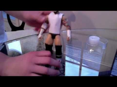 How To Make a CM Punk Action Figure T-Shirt