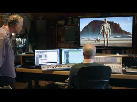 Star Wars Behind The Scenes - LightSaber Sounds - Star Wars The Digital Collection