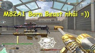 [ Bình luận CF ] Quay báu vật 3z M82A1-Born Beast Noble Gold -