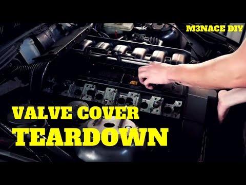 E36 Valve Cover Removal