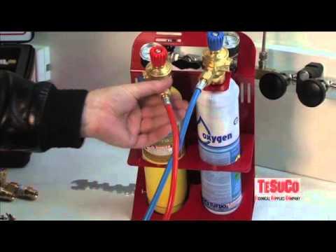 Tesuco Turbo Set 200 Professional Kit Instructional Video
