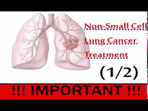 Non Small cell lung cancer treatment