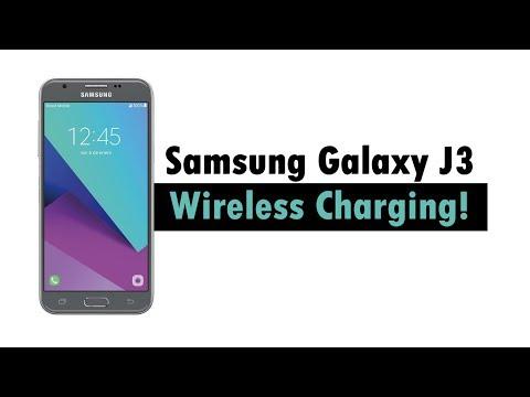 Samsung Galaxy J3 - Wireless Charging