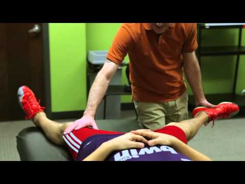 Post Activity Sports Massage for Lower Extremities