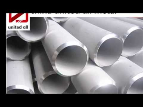 High quality 304  304L 316 316L stainless  steel pipe&tube