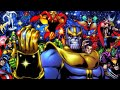 5 Marvel Characters Who Can Beat Thanos