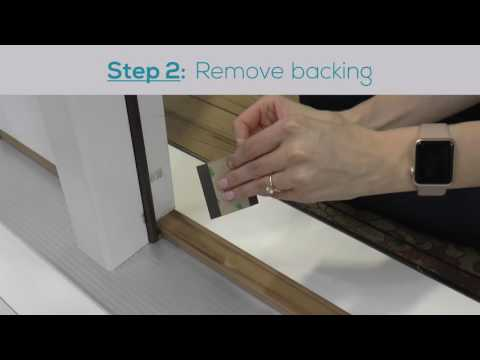 How to Install a Corner Pad
