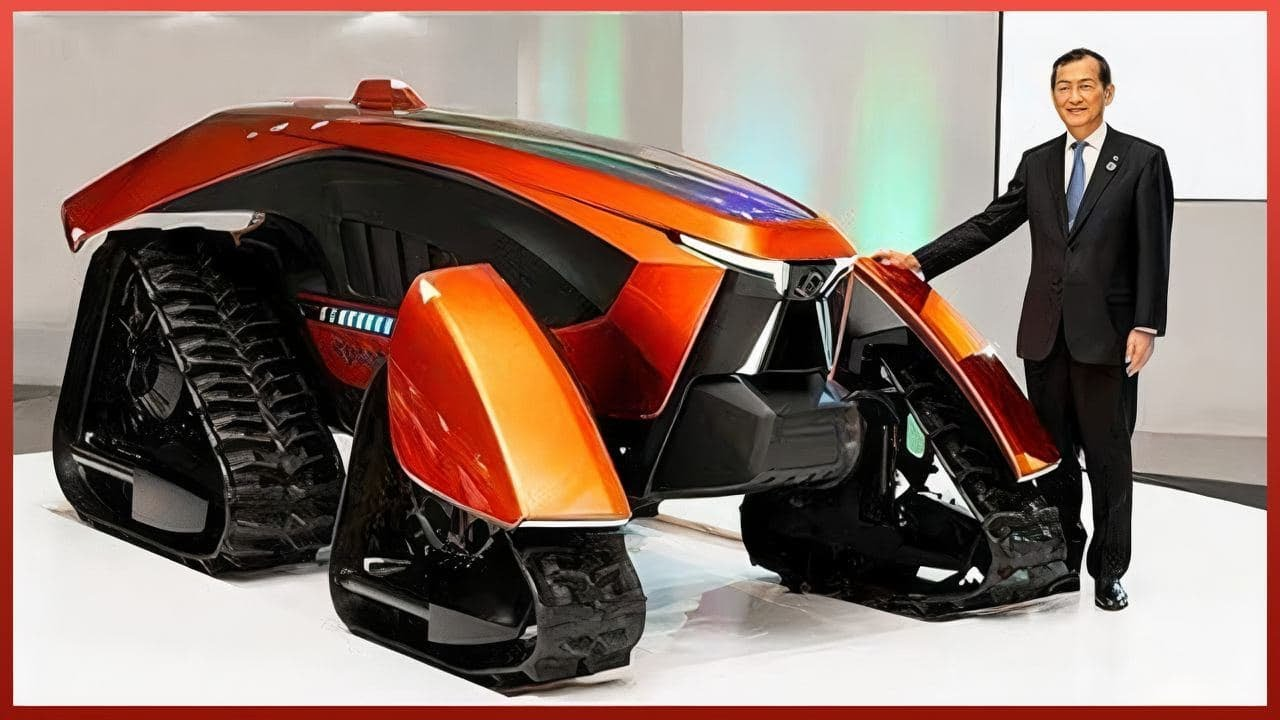Most Unusual Vehicles & Future Transportation Systems