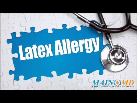 Latex Allergy ¦ Treatment and Symptoms
