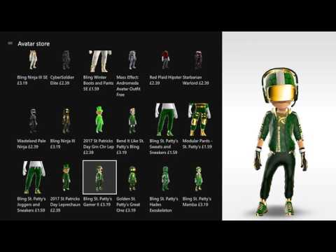 How to get free Avatar Items Xbox One