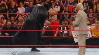 RARE VIDEO - Undertaker down in tears.(A Must Watch Video)