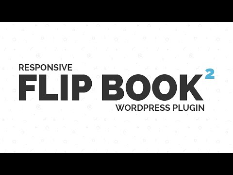 Responsive FlipBook WordPress Plugin - Creating Books