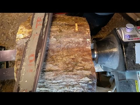 Woodturning End Grain Box Elder Bowl