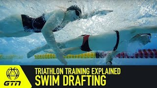 Triathlon Training Explained | Swim Drafting Position - Hips Vs. Feet