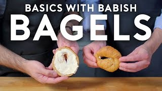 Bagels | Basics with Babish (feat. Dan Souza)