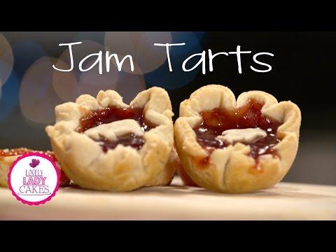 How to Make Jam Tarts