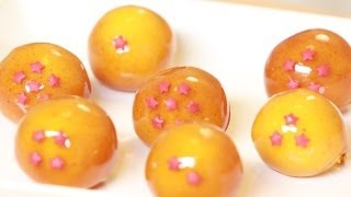 Download DRAGON BALL Z CREME BRULEE CAKEBALLS - NERDY NUMMIES Video