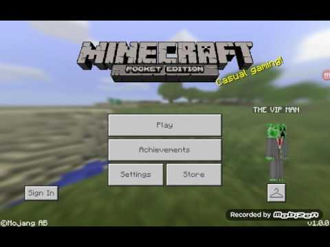 How to get hunger games in Minecraft pe(3)