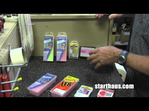 Start Haus Wax Call - Picking the Right Ski Wax