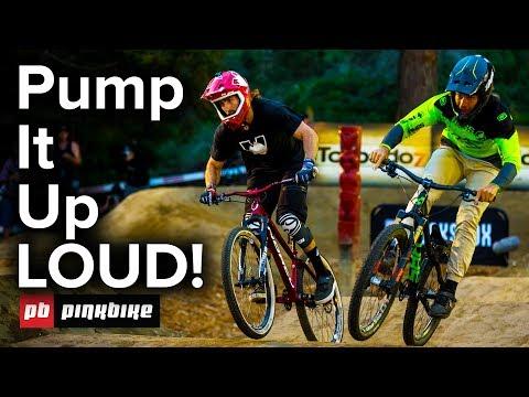 Rockshox Pump Track Challenge Crankworx Rotorua 2018 - FULL Highights