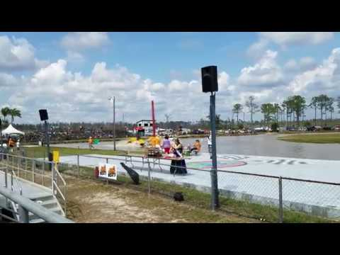 2018 Swamp Buggy Races, Lady Liberty, Back Draft
