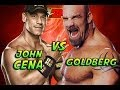 Download Video John Cena Vs Goldberg 3GP MP4 FLV